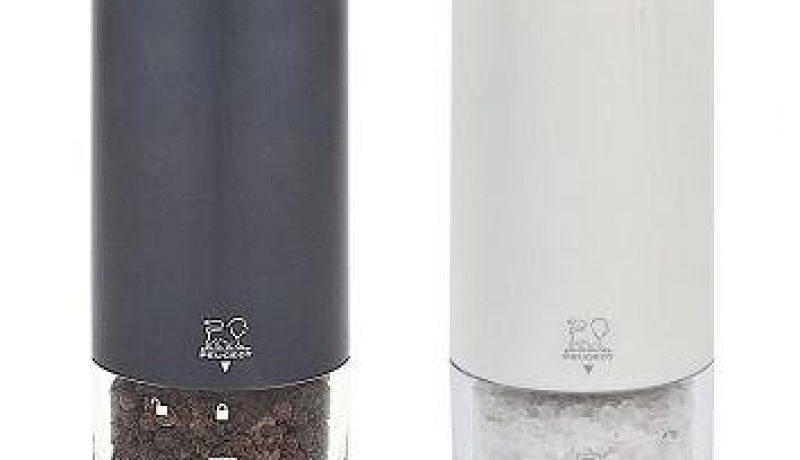 Peugeot Set ALASKA Pfeffermühle + Salzmühle elektrisch Set im Test