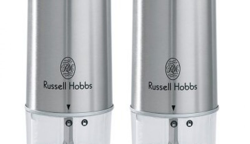Russell Hobbs Classic 12051-56 Salz & Pfeffer Set Edelstahl im Test